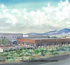 Pueblo of Acoma Community Center