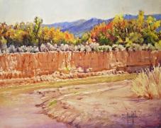 Chama River Autumn
