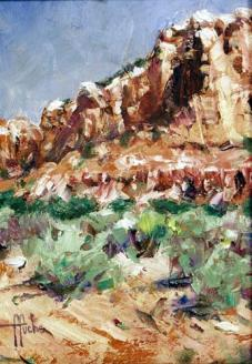 Ghost Ranch Canyon